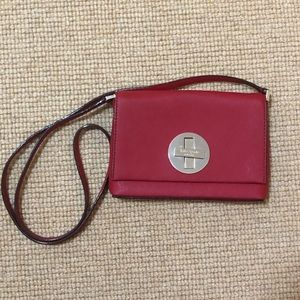 NWOT Red Kate Spade Crossbody Purse